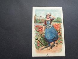 Femme ( 1431 )  Vrouw   Carte Gaufrée  Reliëf - Femmes