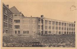 TOURNAI / ECOLE PROVINCIALE DES TEXTILES ET DE BONNETERIE - Tournai