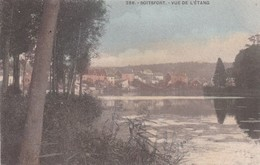 120 Boitsfort Vue De L Etang - Watermael-Boitsfort - Watermaal-Bosvoorde
