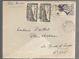 25618 - Affranchissement  Mixte - Sénégal (1887-1944)
