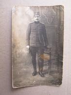 Kingdom Of SHS ( Yugoslavia ) / Officer In Uniform / PHOTO DE LA MARINE, Rue Hoche, FERRYVILLE ( Photopostcard ) - Uniformes