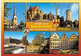 Bielefeld Am Teutoburger Wald, Sparrenburg Rathaus Alter Markt Brackwede - Bielefeld
