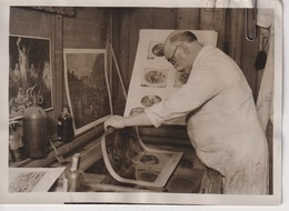 RESTORATION SURGEON TO OLD PRINTS RESTAURATION M W D WILKERSON SOHO 16*12CM Fonds Victor FORBIN 1864-1947 - Profesiones