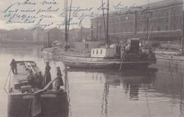 120 PENICHES Bruxelles Entrepot - Hausboote