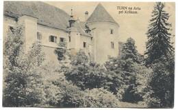KRŠKO - SLOVENIA, TURN NA ARTU, Year 1925 - Slovenia
