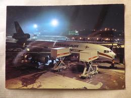 AEROPORT / AIRPORT / FLUGHAFEN     ZURICH  KLOTEN   / DC 10 SWISSAIR - Aerodromi