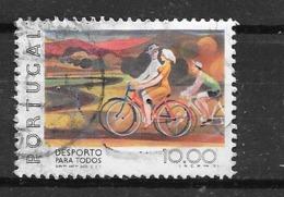 Portugal   N°  1388   Sport Pour Tous Cyclisme Oblitéré  B  /TB   Soldes  Le  Moins Cher Du Site ! ! ! - 1910-... Republik