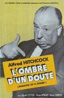 Aff Ciné Orig L OMBRE D UN DOUTE 120x80cm/1943/ Hitchcock J Cotten - Plakate & Poster
