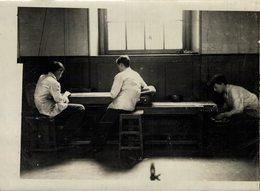 THE ROYAL MINT  THE  MANGLE ROOM  Numismática Numismatica Numismatics 20*15CM Fonds Victor FORBIN 1864-1947 - Profesiones