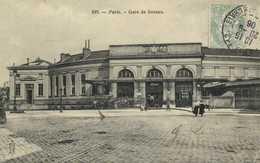 PARIS  Gare De Sceaux RV - District 14