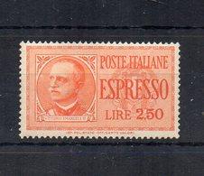Italia - Regno - 1932 - Espresso Tipo Imperiale - Effige Di V.E. III° - 2,50 Lire - Nuovo ** - (FDC18774) - 1900-44 Victor Emmanuel III.