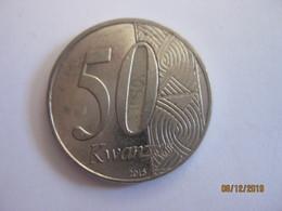 Angola: 50 Kwanza 2015 - Angola