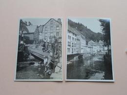 MONTJOIE > Anno 1933 ( > Zie / Voir Photos ) 3 Stuks / Form. +/- 8 X 11 Cm.! - Plaatsen