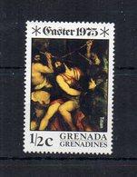 Grenada - 1975 - Pasqua - Usato -  (FDC18777) - Grenada (1974-...)