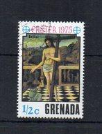 Grenada - 1975 - Pasqua - Usato -  (FDC18778) - Grenada (1974-...)