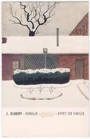 Elbert - Evreux - Effet De Neige /P513/ - Malerei & Gemälde
