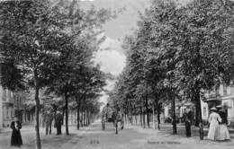Spa - Avenue Du Marteau (animée, Dr Trenkler, 1909) - Spa