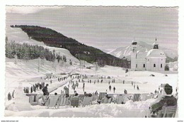 SEEKIRCHLEIN  BEI  SEEFELD:  IM  TIROL  -  PHOTO  -  NACH  HOLLAND  -  KLEINFORMAT - Wintersport