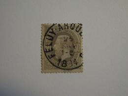 Sevios / Belgie / **, *, (*) Or Used - 1869-1883 Leopold II