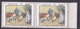 N° 2297 Série Artistique: Le Lapin Agile De Maurice Utrillo: Paire De 2 Timbres Neuf Impeccable - Unused Stamps