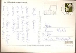 Germany  & Marcofilia, Greetings From Bad Wildungen Reinhardshausen, Kassel To  Mücke 2011 (8897) - BRD