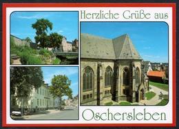 D0152 - TOP Oschersleben - Bild Und Heimat Reichenbach Qualitätskarte - Oschersleben