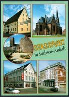D0162 - TOP Stassfurt - Bild Und Heimat Reichenbach Qualitätskarte - Stassfurt