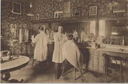 Liège.   -   12e Regiment De Ligne.  -   Salon De Coiffure.   -   1931   Naar   Leuven - Liege