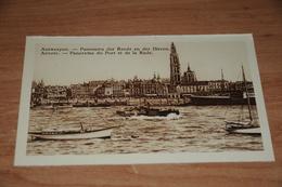1443-    ANVERS  ANTWERPEN, PANORAMA REEDE EN HAVEN - Antwerpen