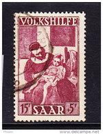 SARRE, MI 269, YT 265 OBL CANCELED. (4A149) - 1947-56 Occupation Alliée