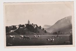 St-agnan-en-vercors Et Ses Paturages - Francia
