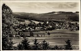 Cp Bergen Vogtland Sachsen, Totalansicht Vom Ort - Alemania