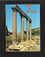 04 Riez La Romaine / Carnet Dépliant 10 Vues 9x10 Cm - Other Municipalities
