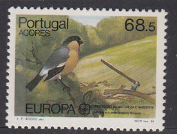 Azoren MNH Michel Nr 376 From 1986 / Catw 3.50 EUR CEPT - Azores