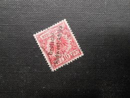 D.R.3  10Pf   Deutsche Kolonien (Deutsch-Südwestafrika) 1897 - Mi 20,00 € - Colony: German South West Africa