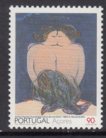 Azoren MNH Michel Nr 434 From 1993 / Catw 2.00 EUR CEPT - Azores