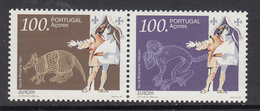 Azoren MNH Michel Nr 446/47 From 1994 / Catw 3.50 EUR CEPT - Azores