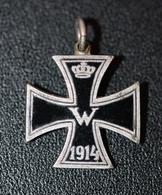 """WW1 Décoration Allemande """"Réduction Croix De Fer 1914"""" WWI - 1914-18"""