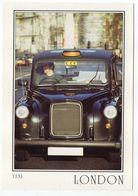 U.K --Londres -- Voiture--- Taxi Londonnien - Taxis & Fiacres