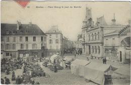 78 Meulan Place Gency Un Jour De Marche - Meulan