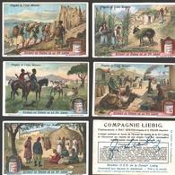 Liebig - Vintage Chromos - Series Of 6 / Série Complète - Peuples De L'Asie Mineure - Français - Liebig
