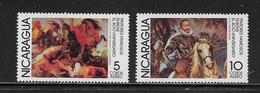 NICARAGUA  ( AMNI - 29 )  1978  N° YVERT ET TELLIER POSTE AERIENNE  N° 903/904  N** - Nicaragua