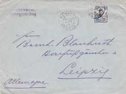 Lettre 22.04.19.. - Indochine (1889-1945)