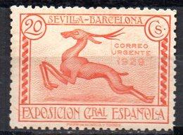 Sello Nº 447 España - 1889-1931 Kingdom: Alphonse XIII