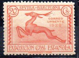 Sello Nº 447 España - Sellos