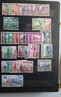 1906/1943, Netter, Meist Gestempelter Posten Deutsches Reich Im Kleinen Steckbuch - Lots & Kiloware (mixtures) - Max. 999 Stamps