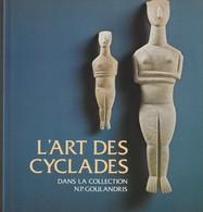 L'Art Des Cyclades - Kunst