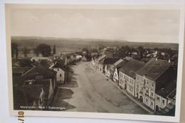 Tschechien Sudeten Haid (Bor) Marktplatz Ca. 1940 (66059) - Sudeten