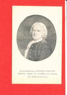 Guillmaume François ROUELLE Cpa Animée Chimiste Né A MATHIEU CALVADOS - Historical Famous People