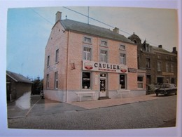 BELGIQUE - NAMUR - NATOYE - Café - Coiffeur Caulier - Hamois